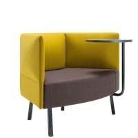 FORZA Lounge seating met lage rugleuning