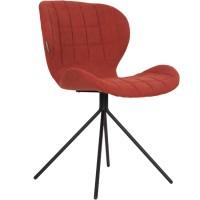 ZUIVER OMG chair (gestoffeerd)